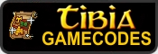 Tibia Gamecodes