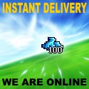 Instant delivery - We are online